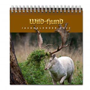 WILD UND HUND Edition: Jagdkalender Tischvariante 2022 im Pareyshop