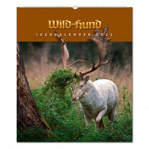 WILD UND HUND Edition: Jagdkalender Wandvariante 2022 im Pareyshop