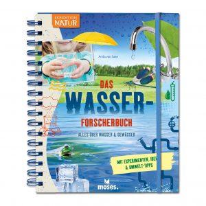 Expedition Natur: Das Wasserforscherbuch im Pareyshop