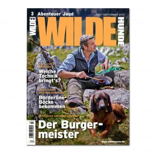 Wilde Hunde 2021/03 im Pareyshop