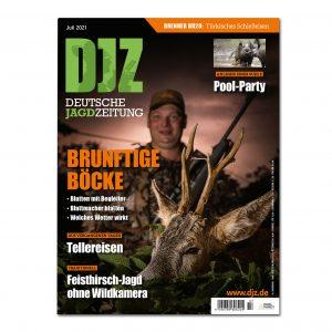 Deutsche Jagdzeitung 2021/07 im Pareyshop