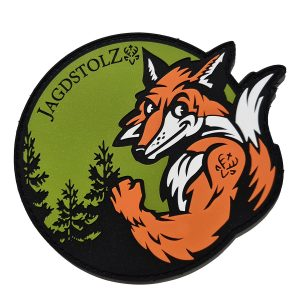 Jagdstolz Patch Fuchs im Pareyshop