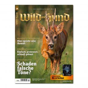 Wild und Hund 2021/14 im Pareyshop