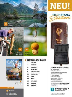 Fisch & Fang 2021/08 im Pareyshop