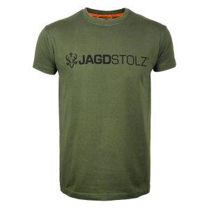 Jagdstolz Herren T-Shirt Logo '21 Black im Pareyshop