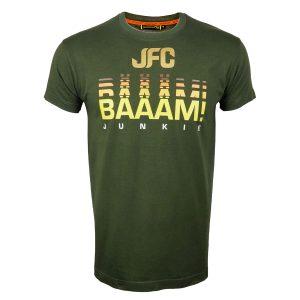 Jagdstolz JFC T-Shirt BÄM Junkie im Pareyshop