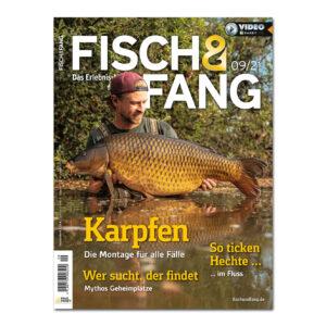 Fisch & Fang 2021/09 im Pareyshop