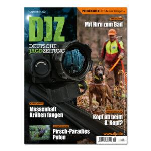 Deutsche Jagdzeitung 2021/09 im Pareyshop
