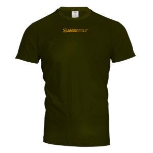 Jagdstolz Herren T-Shirt Wildschwein im Pareyshop