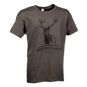 Jagdliches T-Shirt Hirsch im Pareyshop