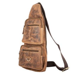 Greenburry Vintage Original Leder Crossover Tasche im Pareyshop
