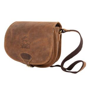 Greenburry Vintage Hunting Leder Jagdtasche im Pareyshop
