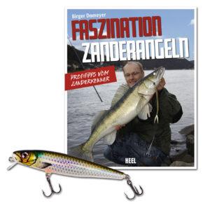 Set: Zanderkönig Orignal + Buch Faszination Zanderangeln im Pareyshop