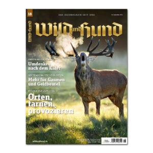 Wild und Hund 2021/18 im Pareyshop