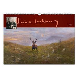 JAGEN WELTWEIT Edition: Hans Lakomy Kalender 2022 im Pareyshop