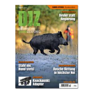 Deutsche Jagdzeitung 2021/10 im Pareyshop