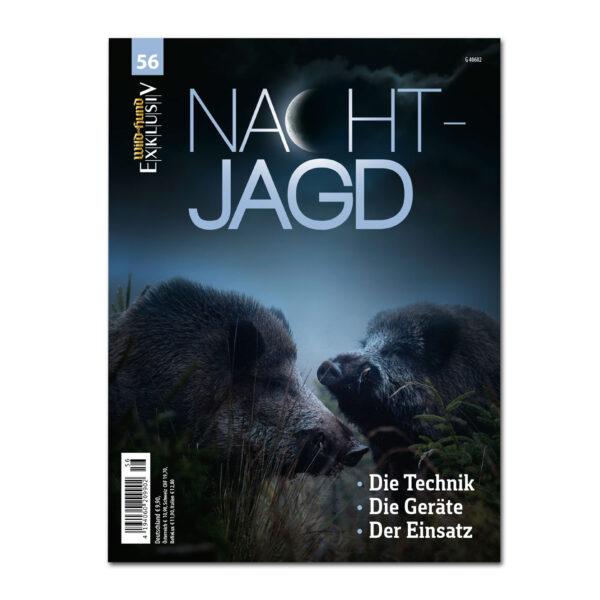WILD UND HUND Exklusiv Nr. 56: Nachtjagd (Ausgabe 2021/01) im Pareyshop