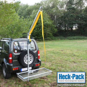 Heck-Pack Wildgalgen Artemis im Pareyshop