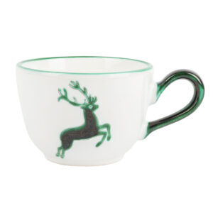 Gmundner Keramik Kaffeetasse Hirsch im Pareyshop