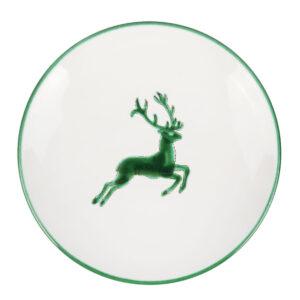 Gmundner Keramik Dessertteller Hirsch im Pareyshop