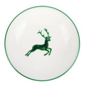 Gmundner Keramik Suppenteller Hirsch im Pareyshop