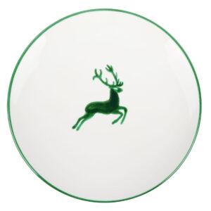 Gmundner Keramik Speiseteller Hirsch im Pareyshop