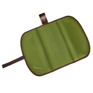 Niggeloh Sitzkissen Neopren grün im Pareyshop