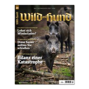 Wild und Hund 2021/20 im Pareyshop