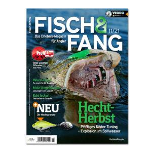 Fisch & Fang 2021/11 im Pareyshop